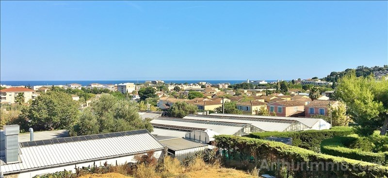 Sale apartment Antibes 370 000€ - Picture 1