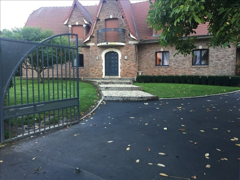 Deluxe sale house / villa Hermies 313 000€ - Picture 2