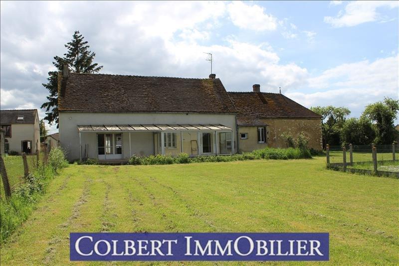 Vente maison / villa Seignelay 148500€ - Photo 3