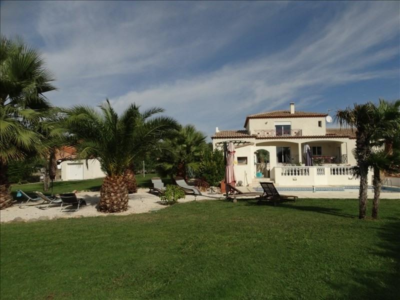 Vente maison / villa Pollestres 507000€ - Photo 2