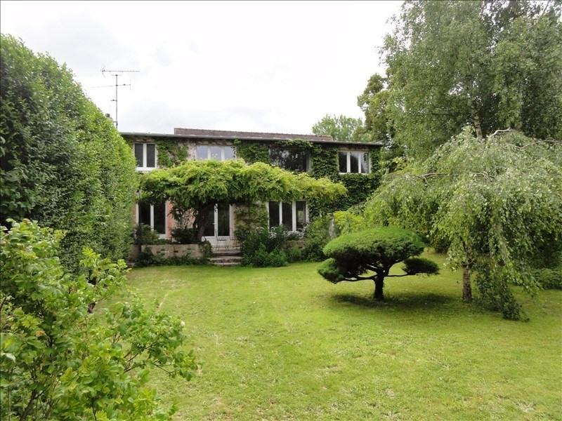 Vente de prestige maison / villa Gambais 525000€ - Photo 1