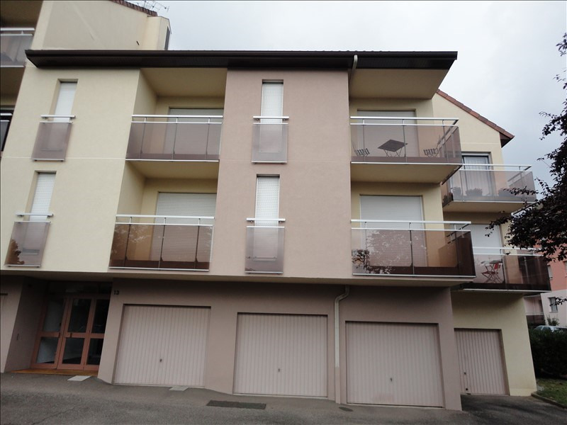 Rental apartment Limoges 355€ CC - Picture 1