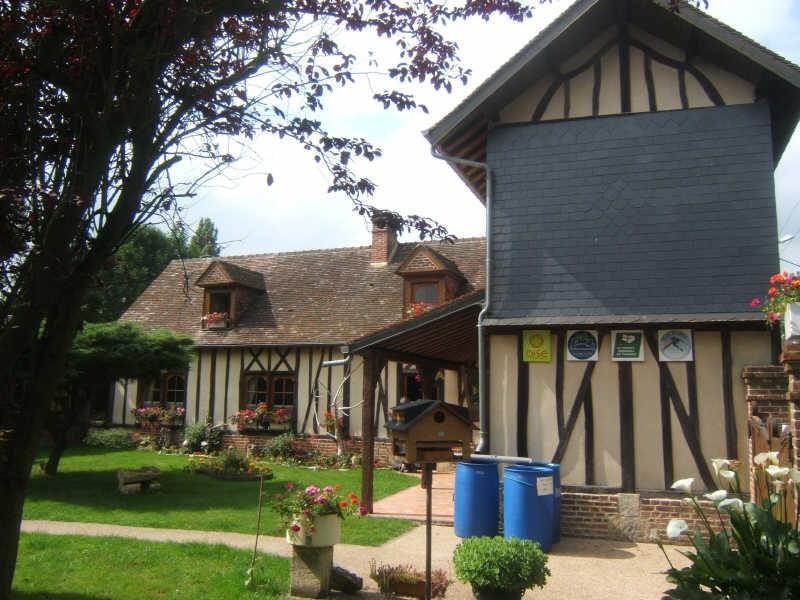 Sale house / villa Francastel 300000€ - Picture 3