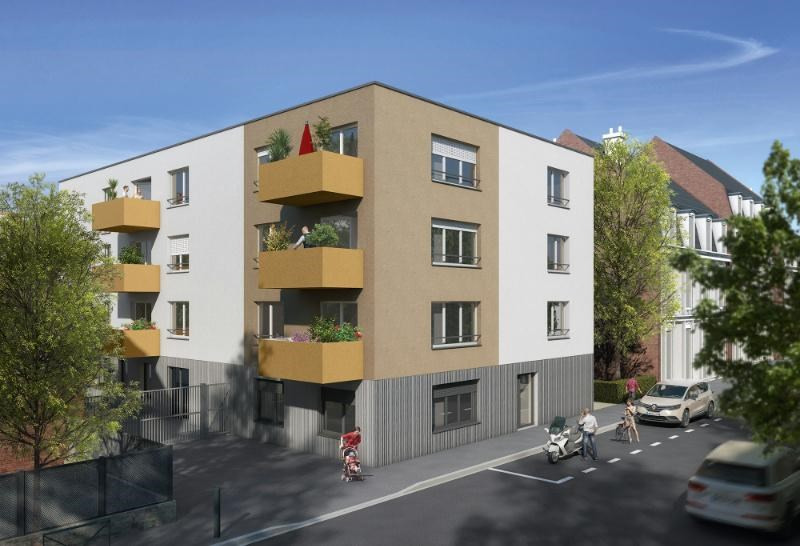 R sidence estrella programme immobilier neuf armenti res for Residence neuf