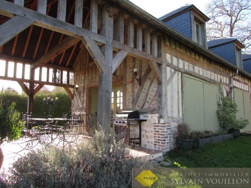 Revenda residencial de prestígio casa Villers sur mer 910000€ - Fotografia 2
