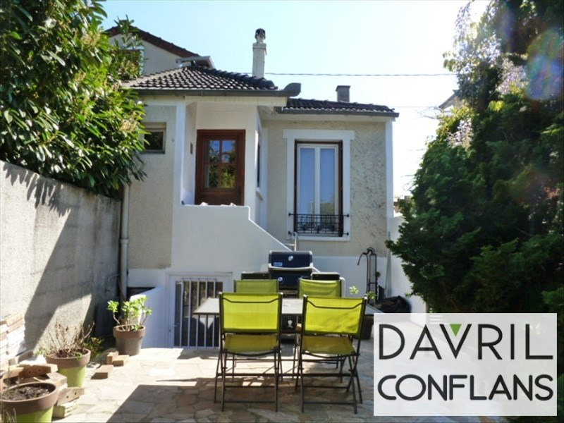Vente maison / villa Conflans ste honorine 249900€ - Photo 1