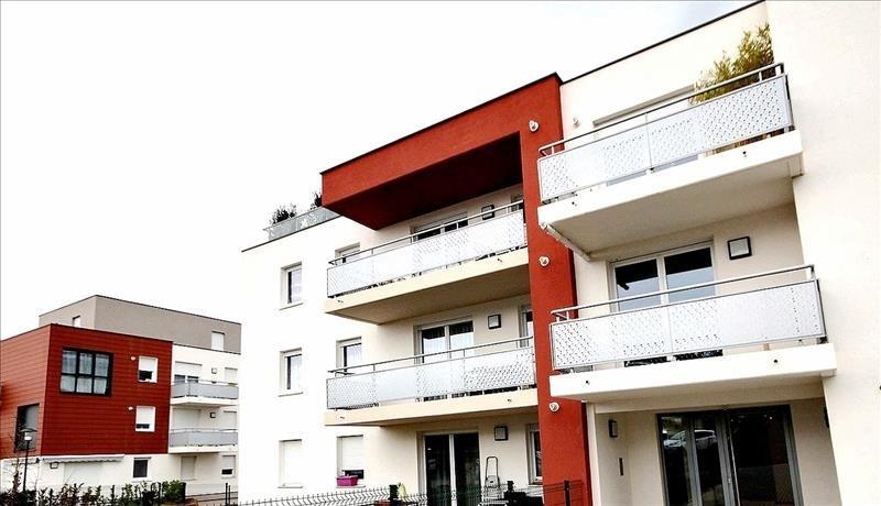 Revenda apartamento Metz 198000€ - Fotografia 1