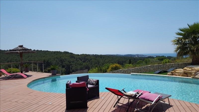 Vente de prestige maison / villa Sanary sur mer 1950000€ - Photo 1