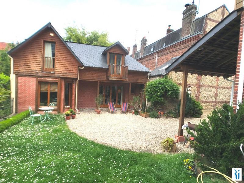 Vente maison / villa Mont saint aignan 297000€ - Photo 1