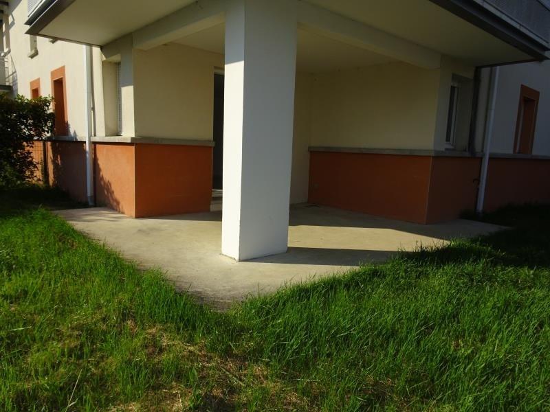 Sale apartment Aussonne 155000€ - Picture 1