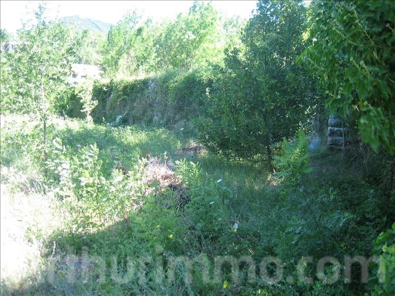 Vente terrain Soubes 45000€ - Photo 1