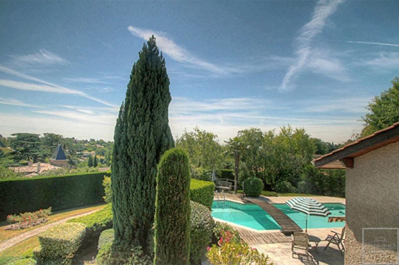 Vente de prestige maison / villa Saint didier au mont d'or 890000€ - Photo 2