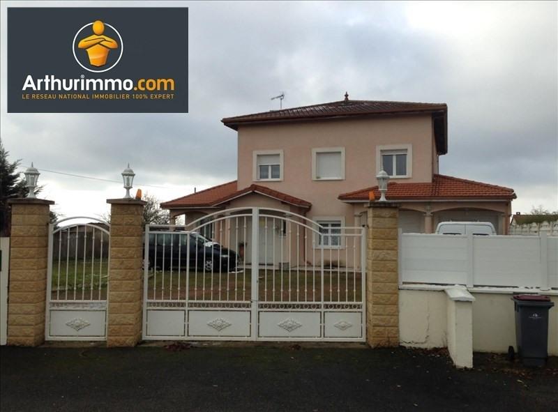 Sale house / villa Pouilly sous charlieu 295000€ - Picture 1