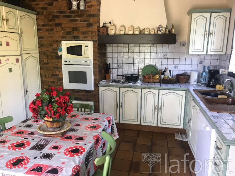 Vente maison / villa Bourgoin jallieu 310000€ - Photo 9