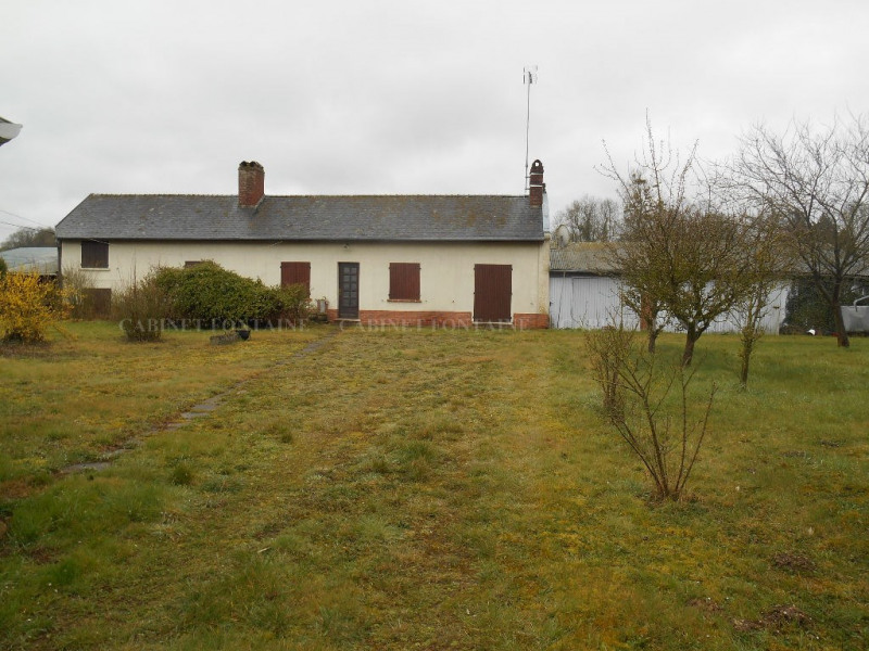 Vente maison / villa Fontaine bonneleau 148000€ - Photo 1