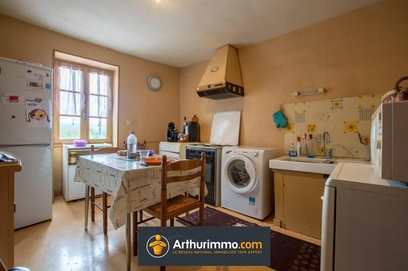 Vente maison / villa Morestel 128000€ - Photo 3