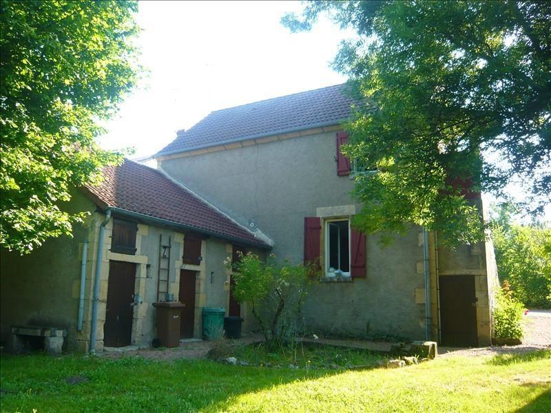 Sale house / villa Guerigny 105000€ - Picture 1