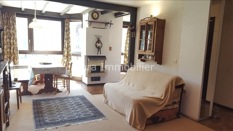 Vente appartement Les houches 278 000€ - Photo 3