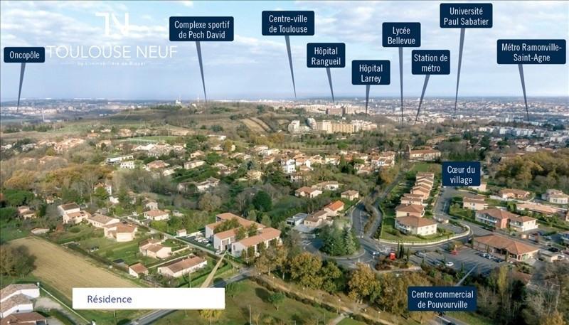 Vente maison / villa Toulouse 323900€ - Photo 6