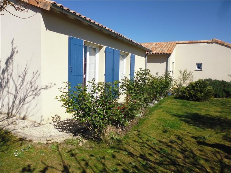 Vente maison / villa Nouaille maupertuis 229500€ - Photo 1