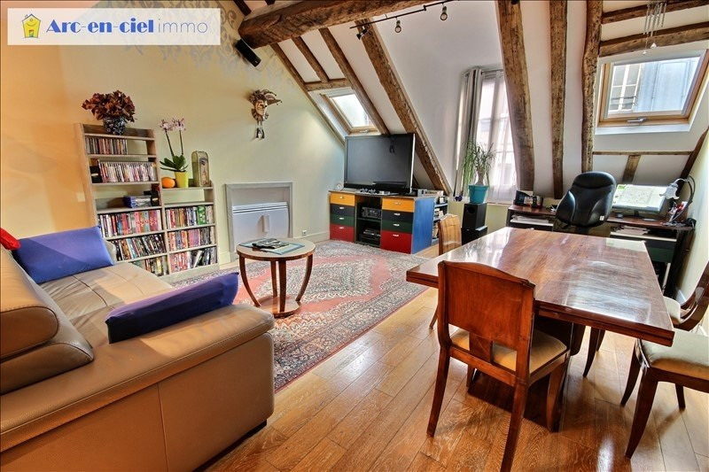 Vente appartement Paris 2ème 649 000€ - Photo 1