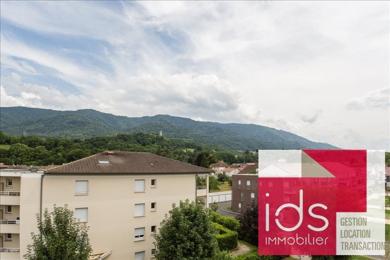 Vente appartement Pontcharra 102 000€ - Photo 4