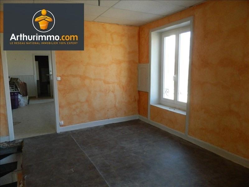 Vente maison / villa Roanne 60000€ - Photo 3