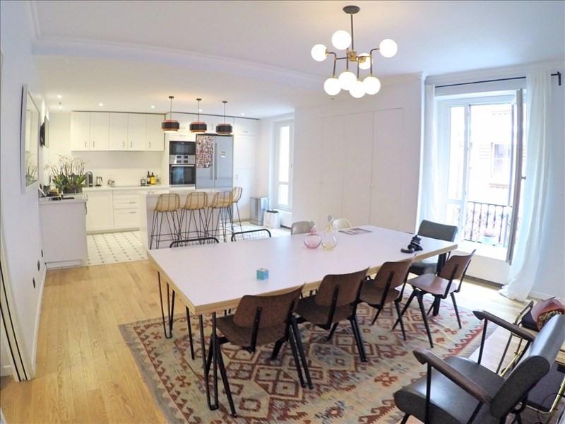 Vente de prestige appartement Paris 10ème 1399000€ - Photo 3