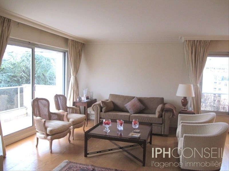 Vente de prestige appartement Neuilly sur seine 1 420 000€ - Photo 1