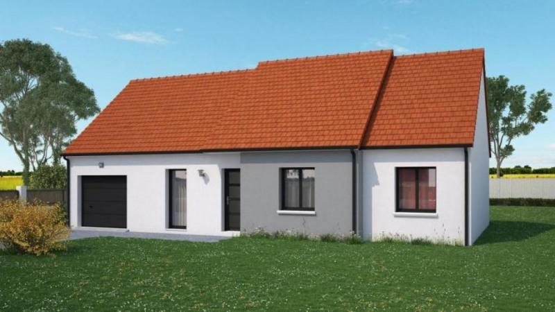 Maison  4 pièces + Terrain 700 m² Auzouer-en-Touraine par maisons Ericlor