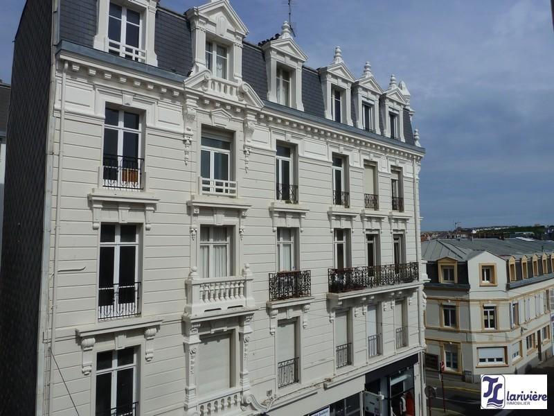 Sale apartment Wimereux 157500€ - Picture 1