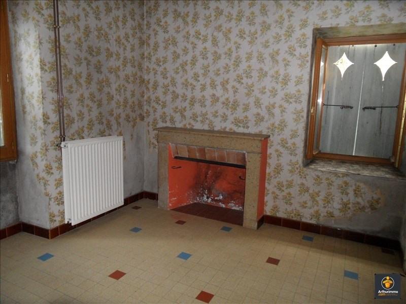 Vente maison / villa Morest 137000€ - Photo 5