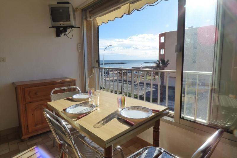 Vente appartement Valras plage 117000€ - Photo 1