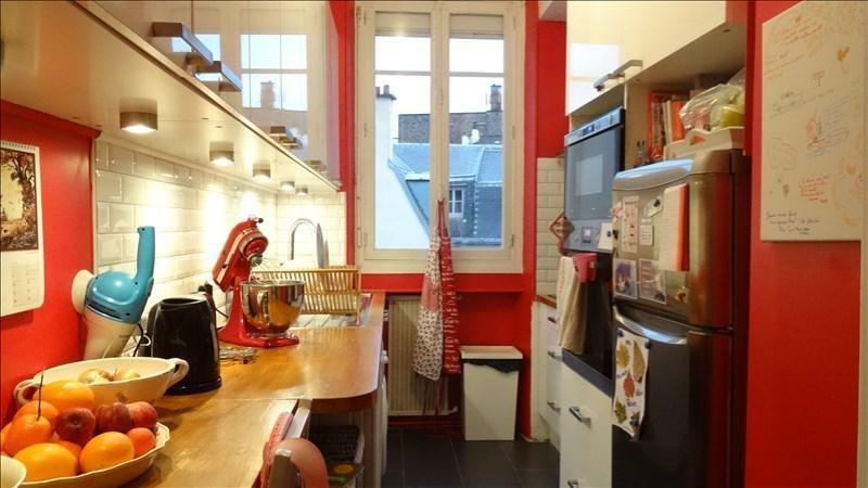 Vente appartement Versailles 372500€ - Photo 3