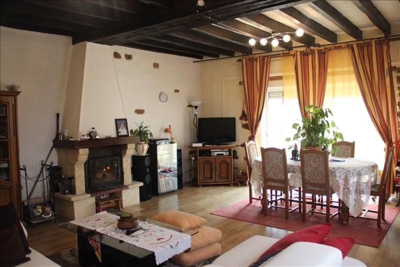 Vente maison / villa St michel de la roe 137800€ - Photo 2