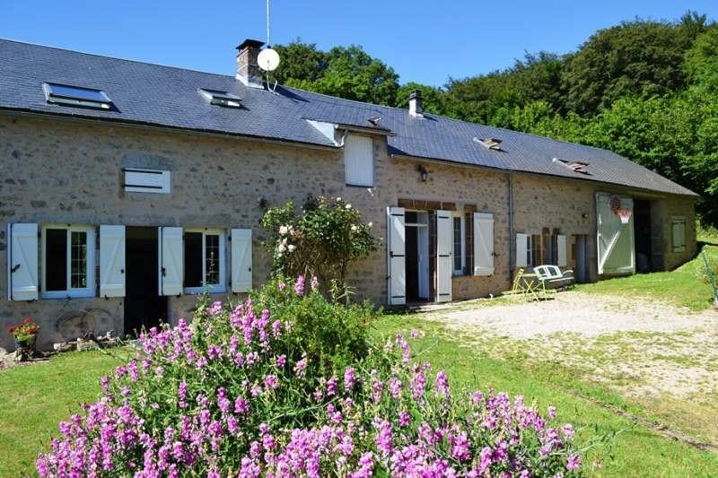 Vente maison / villa Montsauche les settons 220000€ - Photo 7