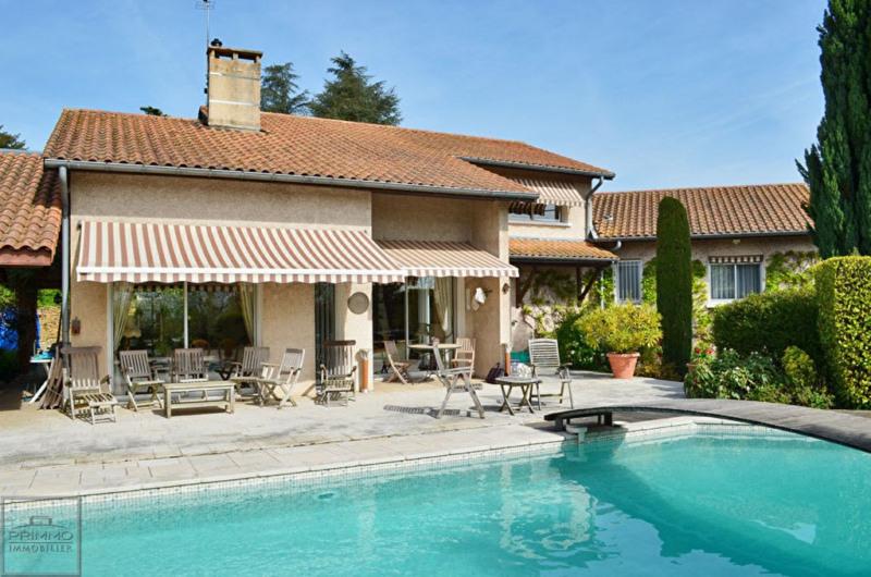 Deluxe sale house / villa Saint didier au mont d'or 890000€ - Picture 1