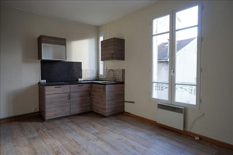 Rental apartment Colombes 715€ CC - Picture 1