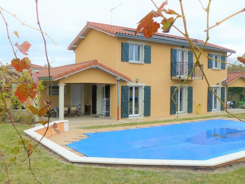Deluxe sale house / villa Brindas 570000€ - Picture 2
