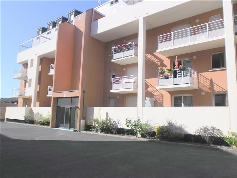 Vente appartement Lisieux 68500€ - Photo 1