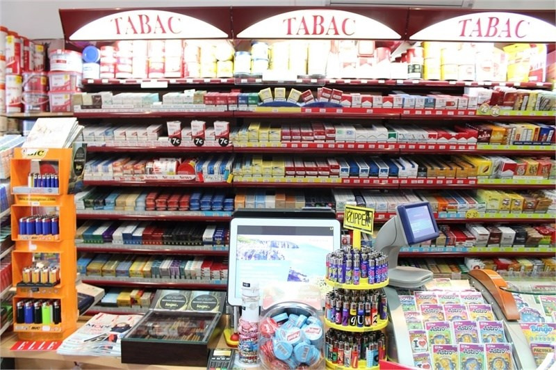 Fonds de commerce Tabac - Presse - Loto Ussel 0
