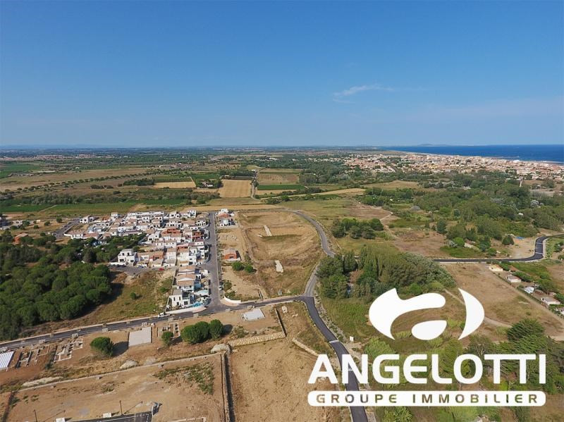 Terrain  de 214 m² Serignan par GROUPE ANGELOTTI