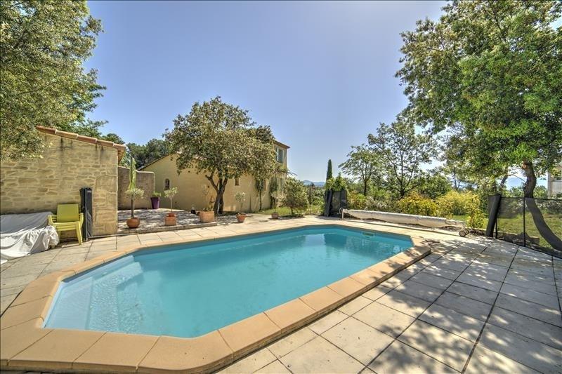 Vente de prestige maison / villa Mimet 649000€ - Photo 1