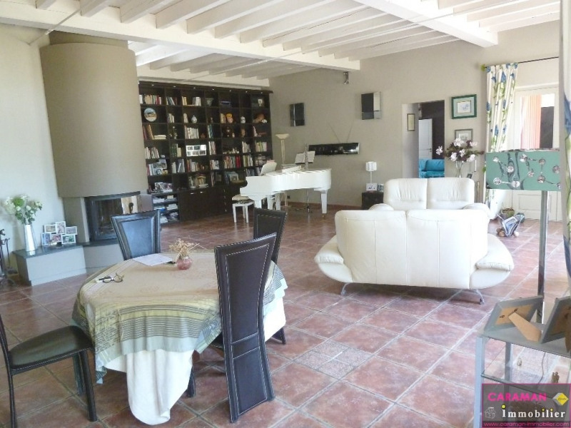 Deluxe sale house / villa Caraman  secteur 599 000€ - Picture 5