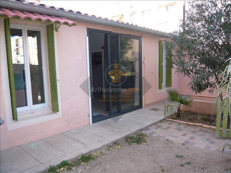 Rental house / villa Sete 599€ CC - Picture 1