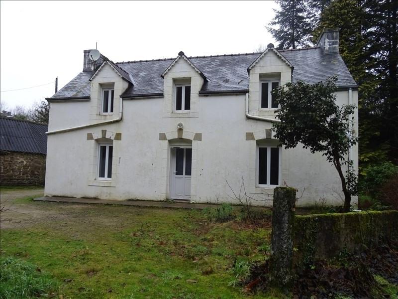 Vente maison / villa St yvi 209000€ - Photo 1