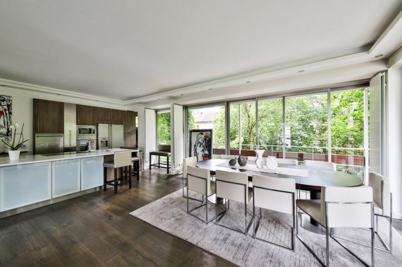 Deluxe sale apartment Boulogne-billancourt 1990000€ - Picture 6