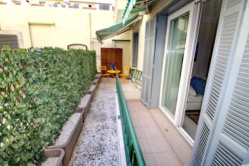 Vente appartement Nice 378000€ - Photo 9