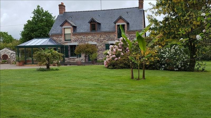 Vente maison / villa Retiers 271700€ - Photo 1
