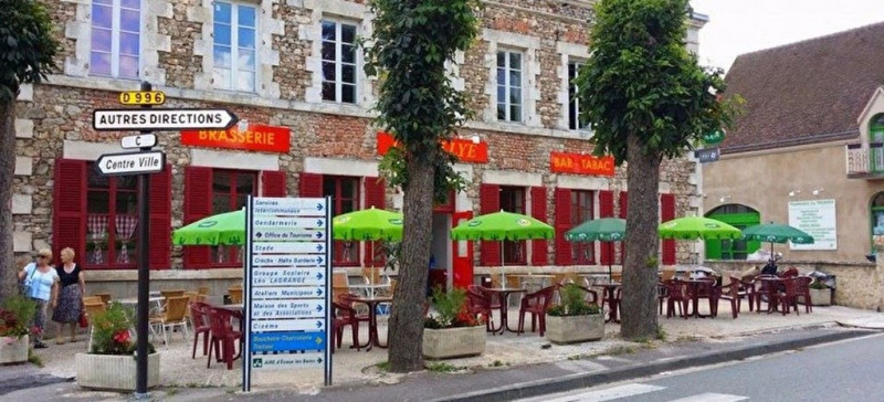 Fonds de commerce Café - Hôtel - Restaurant Évaux-les-Bains 0